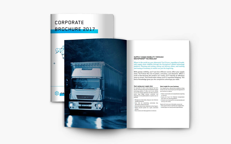C.H. Robinson Corporate Brochure 2017