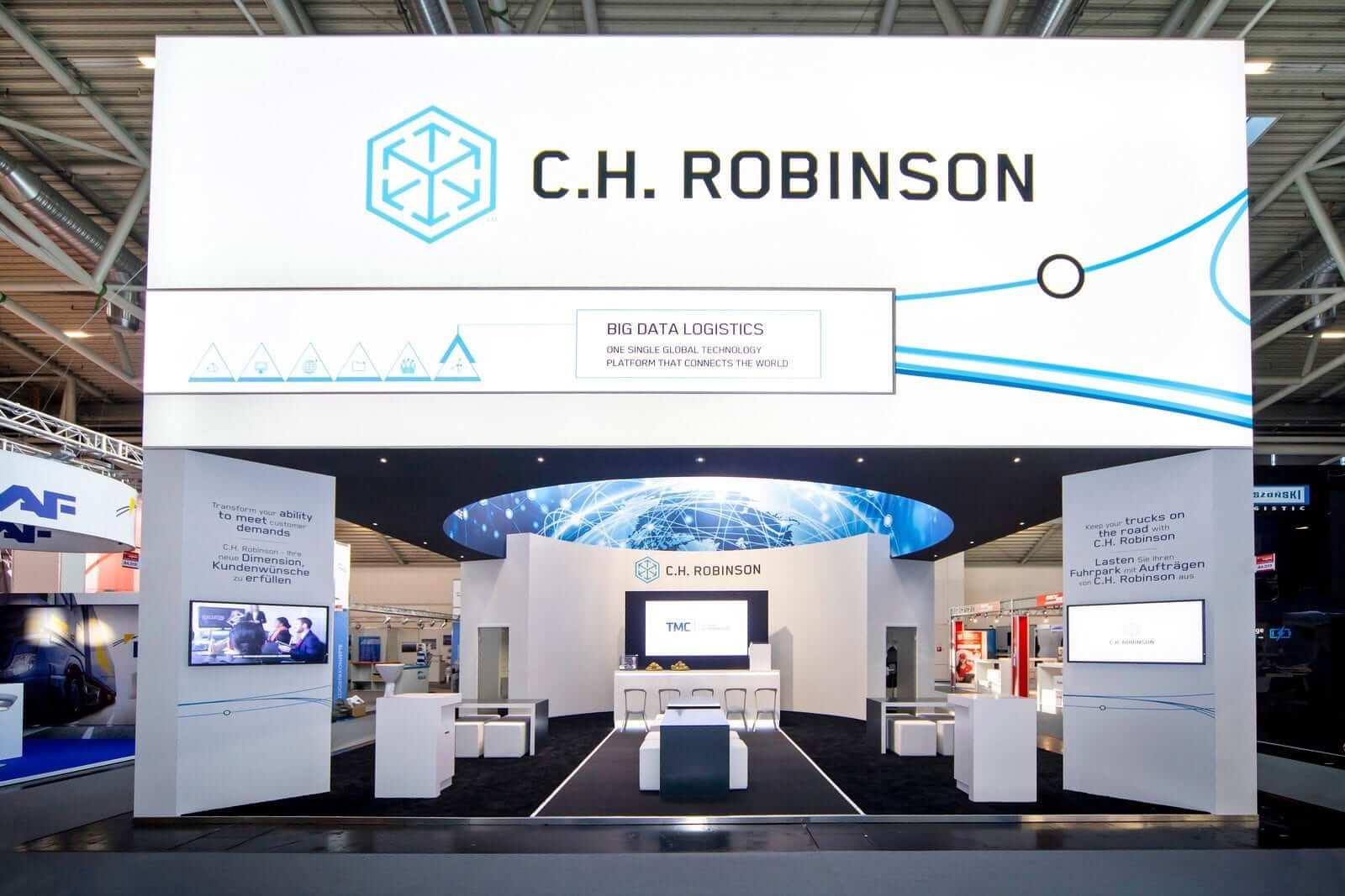 C.H. Robinson TL Event München